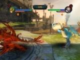 Na een goede training van je draak ga je het gevecht aan in een toernooi.