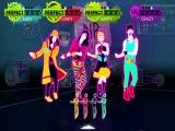 De kleurrijke dansers uit de eerste 2 games zijn ook nu weer van de partij!