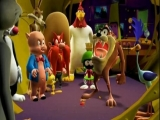 Speel met alle bekende <a href = http://www.mariocube.nl/GameCube_Spelinfo.php?Nintendo=Looney_Tunes_Back_in_Action target = _blank>Looney Tunes</a> figuren zoals Taz en Foghorn Leghorn.