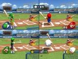 Met 4 spelers tegelijk spelen. Dat maakt <a href = http://www.mario64.nl/Nintendo64_Mario_Party.htm>Mario party</a> nou zo leuk.