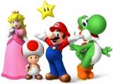 Mario, Toad, Peach, <a href = http://www.mario64.nl/Nintendo64_Yoshis_Story.htm target = _blank>Yoshi</a> en vele anderen; allemaal zijn ze klaar voor een nieuw feestje!