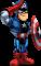 Afbeelding voor uDraw Marvel Super Hero Squad Comic Combat