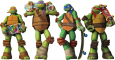Afbeelding voor Nickelodeon Teenage Mutant Ninja Turtles