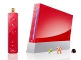 En nu, voor <a href = http://www.mario64.nl/nintendo64_Super_Mario_64.htm target = _blank>Super Mario</a>&rsquo;s 25ste verjaardag, een rode wii speciaal voor de mario fans!
