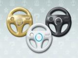 Nintendo Wii Wheel: Afbeelding met speelbare characters