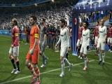 En daar zijn ze dan. AC Milan - Real Madrid.