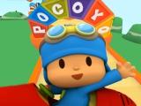 Speel als Pocoyo, de snelle held.