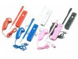 De <a href = http://www.mariowii.nl/wii_spel_info.php?Nintendo=QWare_Remote>QWare Remote</a>&apos;s zijn in diverse kleuren beschikbaar.