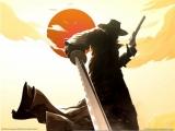 Speel als deze zwijgzame cowboy die te veel lijkt op een samurai.