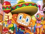 Dit is Samba met zijn vrienden.