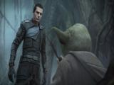 Tijdens het spel komt Starkiller Jedi Master Yoda tegen, hij laat je een tocht maken over Dagobah om zichzelf tegen te komen.