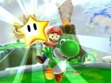 &quot;Ik heb een ster&quot; zegt mario.<br />&quot;Nee! Ik heb een ster!!&quot; zegt <a href = http://www.mario64.nl/Nintendo64_Yoshis_Story.htm>Yoshi</a>