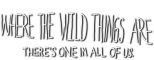 Afbeelding voor  Where the Wild Things Are