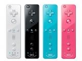 De Wii Remote Plus is in verschillende kleuren te krijgen.