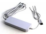 Een extra adapter: omdat een stroomloze Wii geen pretje is