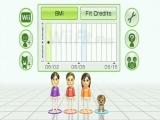 Je kunt jezelf, vrienden, familie en zelfs je hond of kat laten registreren op Wii Fit Plus.