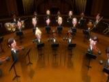 Dirigeer je eigen orkest in Wii Music.
