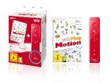 Het spel is ook verkrijgbaar in een bundelverpakking met de <a href = http://www.mariowii.nl/wii_spel_info.php?Nintendo=Wii-afstandsbediening_Plus>Wii Remote Plus</a> Rood.