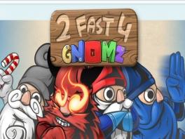 Bumb, Berzerk,Speedster en Uncle Time zijn de 4 personages die je kan kiezen in deze game.