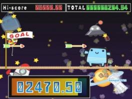 Landen, werelddelen, hele planeten: de Rattle Hero reist heel wat af in deze game.