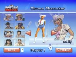 Speel als 8 verschillende bowlers!