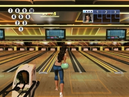 Gooi de bowlingbal goed en wie weet word jij de nieuwe kampioen!