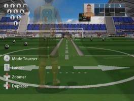 Veel verschillende bowling parcours om op te spelen waaronder een voetbalveld.