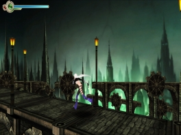 De 3D achtergronden maken de game nog mooier en sfeervoller.