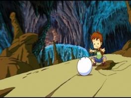 Je speelt met een jongen en zijn Blob, die in allerlei dingen kan veranderen.