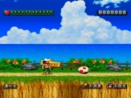Net als bij <a href = https://www.mariowii.nl/wii_spel_info.php?Nintendo=Sonic_The_Hedgehog_4_Episode_1>Sonic 4 episode 1</a> zijn de graphics heel wat opgepoetst sinds 20 jaar!