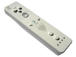 Het geluid is van mindere kwaliteit dan bij de originele <a href = https://www.mariowii.nl/wii_spel_info.php?Nintendo=Wii-afstandsbediening>Wii-remote</a>.