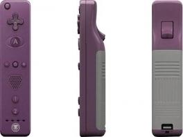 Een voordeel van de third party-<a href = https://www.mariowii.nl/wii_spel_info.php?Nintendo=Wii-afstandsbediening>remote</a>s is dat ze in meer kleurtjes bestaan!