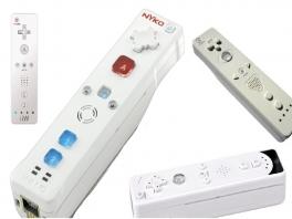 Altijd klaar voor gebruik! Past in alle accesoires en de <a href = https://www.mariowii.nl/wii_spel_info.php?Nintendo=Battery_Pack>accu</a>packs (klepje) zijn ook te gebruiken!