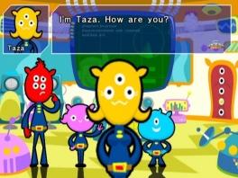 Deze vier aliens geven je al je opdrachten!