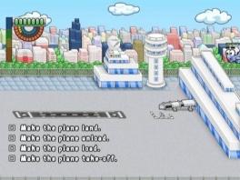 Speel zelf vluchtleiding: alles in het spel speelt zich op, boven of rondom het vliegveld af