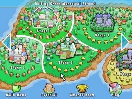 Met deze game ben je wel een tijdje bezig, want er zijn heel veel levels te spelen.