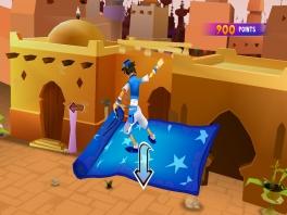 Ken je Aladdin uit de Disneyfilm? Die heeft hier dus niets mee te maken, dit is Aladin, met één d!