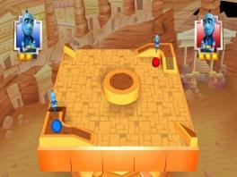 Ook kun je allerlei leuke minigames spelen!