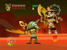 """Het is aan jou om de """"Curse of the Pharaohs"""" op te heffen."""
