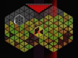 Je zou dit spel zonder twijfel de minst kunstzinnige game uit de Art Style-serie kunnen noemen.