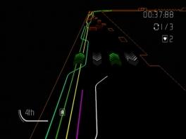 Speel als verschillende... gekleurde lijntjes?