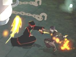 Heeft je moeder je niet geleerd om niet met vuur te spelen.