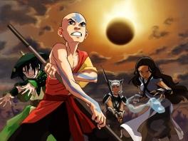 Het team is compleet: Aang, Katara, Sokka, Toph en Sukko doen allemaal weer mee!