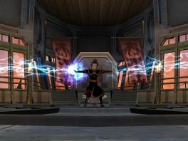 Het spel heeft mooie graphics voor een Wii spel.