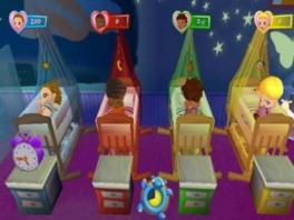De hoofdrolspelers van deze game zijn in ieder geval 'fris': het zijn stuk voor stuk baby's!