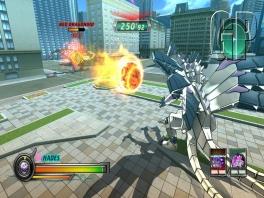 In Bakugan moet je je vijandige 'monster' doden om het gevecht te winnen!