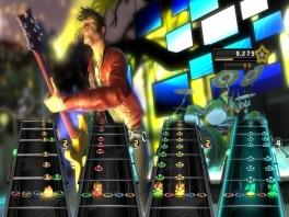 Je kan spelen met 4 spelers en speel meer dan 50 songs.