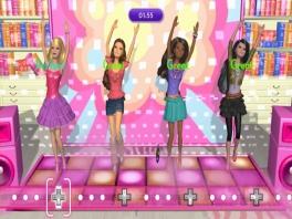 Barbie Dreamhouse Party: Screenshot