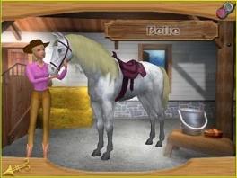 Kies je paard en stel je Barbie samen!