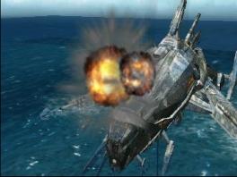 Rake schoten worden getoond door middel van cutscenes.